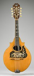 American Mandolin, Raphael Ciani, New York, c. 1910
