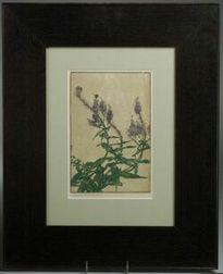 Edna Boies Hopkins (American, 1872-1937)  Springtime Blossoms.