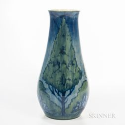 Olive Webster Dodd (1879-1942) for Newcomb Pottery Vase