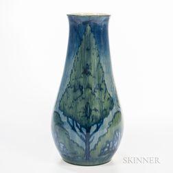 Olive Webster Dodd (1879-1942) for Newcomb Pottery Vase