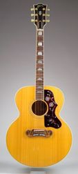 American Guitar, Gibson Acoustic Guitars, Bozeman, 1994, Model J-200