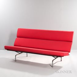 Charles and Ray Eames Compact Sofa