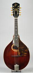 American Mandolin, Gibson Mandolin-Guitar Company, Kalamazoo,  1918
