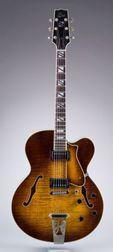American Archtop Electric Guitar, Heritage Guitar Incorporated, Kalamazoo, c. 1990