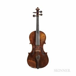 Violin, Attributed to Bisiach Family