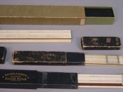 Fifteen Slide Rules