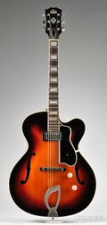 American Electric Guitar, Guild Guitars Incorporated, New York, 1953, Style X-500