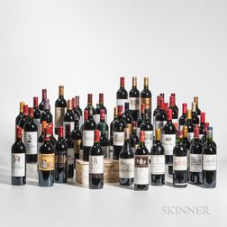 The 1855 Collection, 61 bottles