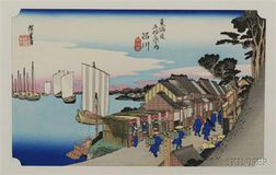 After Hiroshige