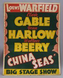 Jean Harlow/China Seas