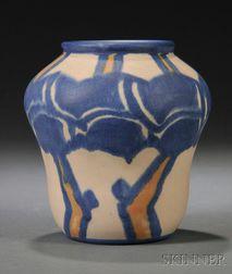 Villeroy & Boch Matte Glazed Art Pottery Vase