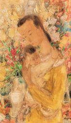 Lê Pho (Vietnamese/French, 1907-2001)      Maternité