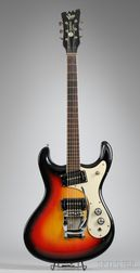 American Electric Guitar, Mosrite of California,