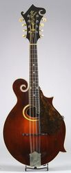 American Mandolin, Gibson Incorporated, Kalamazoo, 1919, Model F-4