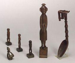 Six Tribal Items