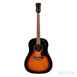 American Guitar, Gibson Incorporated, Late 1960s, Model J-45