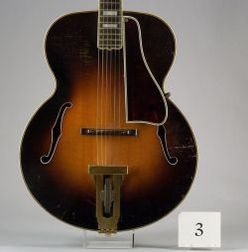 American Guitar, Gibson Inc., Kalamazoo, 1935