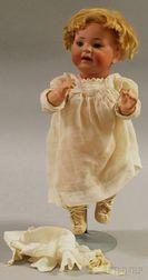 Kestner 211 Bisque Head Baby Doll