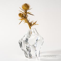 Steuben Gold and Glass