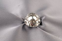 Sterling Silver Ring, Georg Jensen