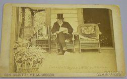 Cabinet Photograph of U.S. Grant