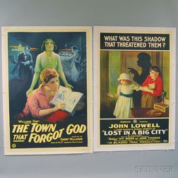 Three U.S. Movie Posters