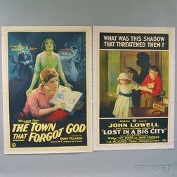 Three U.S. Movie Posters