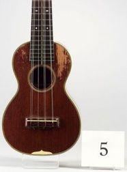 American 'Ukulele, C.F. Martin & Company, c.1925, Style 3 Taro Patch