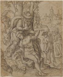 Netherlandish School, 16th Century      The Good Samaritan