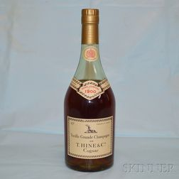 Hine Vieille Grande Champagne Cognac 1900