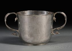 James II Silver Two-handled Cup