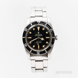 Single-owner Unserviced Rolex Reference 5508