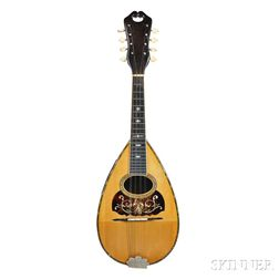 C.F. Martin Style 4 Mandolin, c. 1908