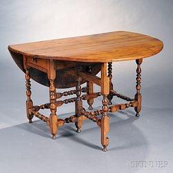 Maple Gate-leg Table