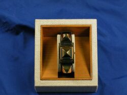 Lady's Covered Wristwatch
