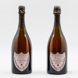 Moet & Chandon Dom Perignon Rose 1985, 2 bottles