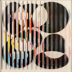 Yaacov Agam (Israeli, b. 1928)      Untitled.