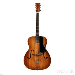 American Guitar, C.F. Martin & Company, Nazareth, Pennsylvania, Model F-1