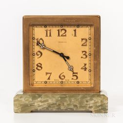 Tiffany Desk Clock