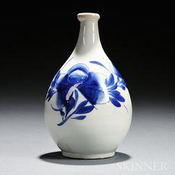 Imari Sometsuke Bottle
