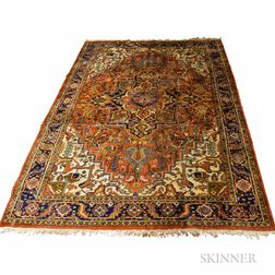 Indo-Heriz Carpet