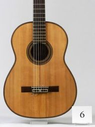 Fine Spanish Guitar, Francisco Simplicio, Barcelona, 1929, Deluxe Model