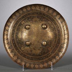 Damascened Shield, Dhal