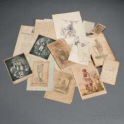 Archive of Assorted Ephemera.