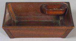 Shaker Black Walnut Sewing Tray