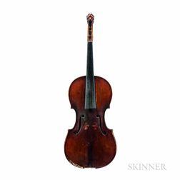 Violin, Füssen School