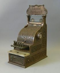 Model 5 National Cash Register