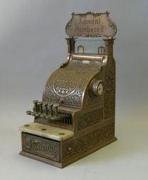 Model 5 National Cash Register