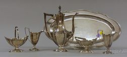 Three-Piece Gorham Coffee Set
