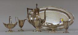 Three-Piece Gorham Coffee Set